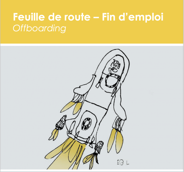 Feuille de route de fin d'emploi – offboarding | Mon amie RH par Mélina Roy, CRHA